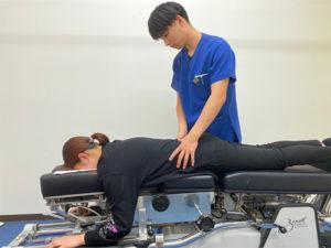 痛み解消のための施術